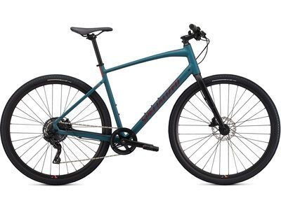 Specialized Sirrus X 2.0 dusty turquoise/black/rocket red 2021