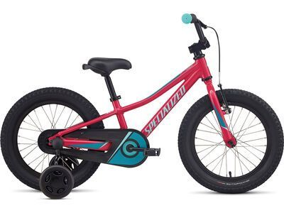 Specialized Riprock Coaster 16 2021, pink/turquoise - Kinderfahrrad