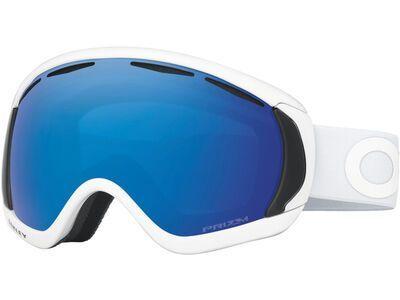 Oakley Canopy Prizm Factory Pilot Whiteout, Lens: sapphire iridium - Skibrille