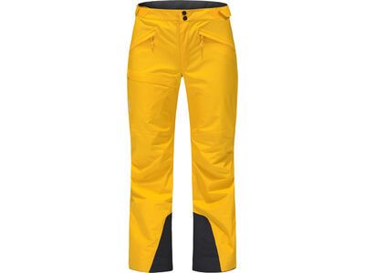 Haglöfs Lumi Form Pant Women, pumpkin yellow - Skihose