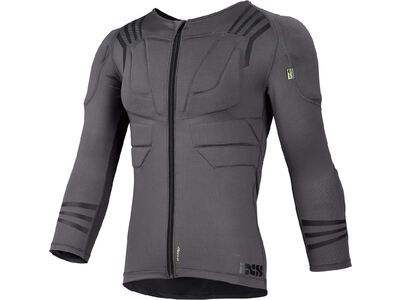 IXS Trigger Upper Body Protective, grey - Protektorenjacke