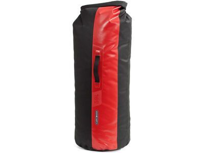 Ortlieb Dry-Bag PS490 - 59 L, black-red - Packsack