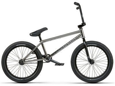 WeThePeople Envy LSD 2021, black chrome - BMX Rad