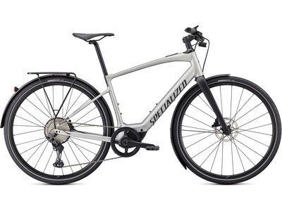 Specialized Turbo Vado SL 5.0 EQ brushed aluminium/black reflective 2021