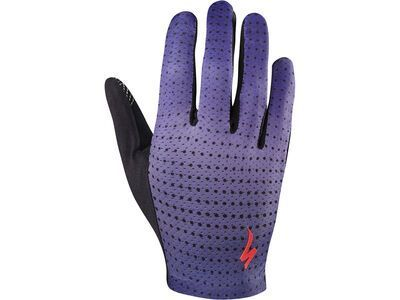 Specialized Women's Body Geometry Grail Long Finger, indigo - Fahrradhandschuhe