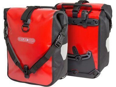 Ortlieb Sport-Roller Classic (Paar), rot-schwarz - Fahrradtasche