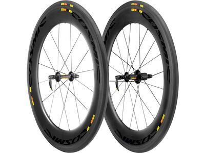 Mavic Cosmic CXR 80 T, black