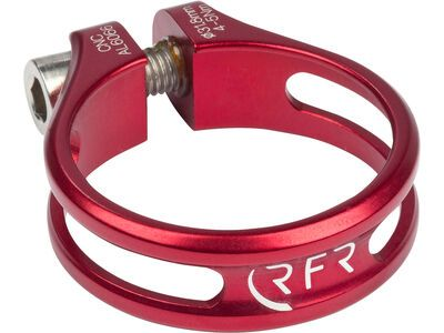 Cube RFR Sattelklemme Ultralight red