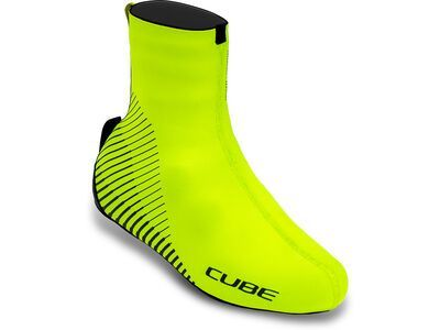 Cube Überschuh Neopren Safety yellow