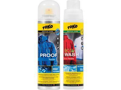 Toko Duo-Pack Textile Proof & Eco Textile Wash - Imprägnierung & Waschmittel
