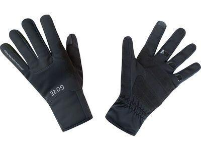 Gore Wear M Gore Windstopper Thermohandschuhe black