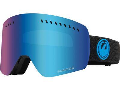 Dragon NFXs - Lumalens Blue Ionized, split/Lens: lumalens blue ion