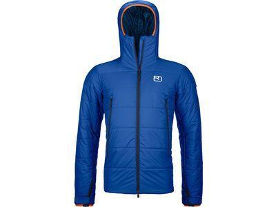 Ortovox Swisswool Zinal Jacket M just blue