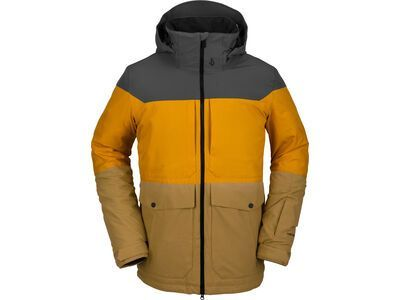 Volcom Tri Star Ins Jacket burnt khaki