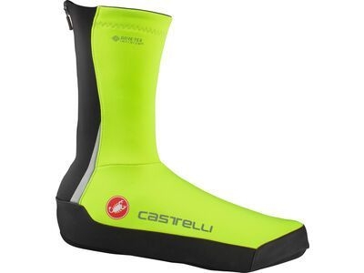 Castelli Intenso UL Shoecover yellow fluo