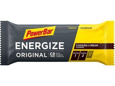 PowerBar Energize Original - Cookies & Cream - Energieriegel
