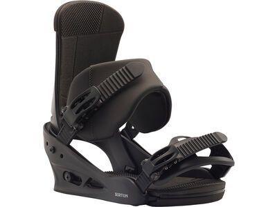 Burton Custom 2020, black - Snowboardbindung