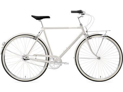 Creme Cycles Caferacer Man Uno chrome 2021