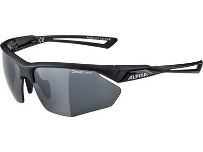 Alpina Nylos HR Mirror Black black matt 1