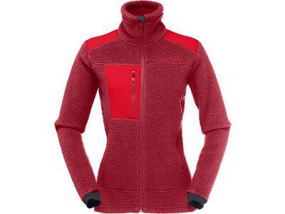 Norrona trollveggen Thermal Pro Jacket W's rhubarb