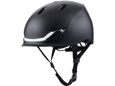 Lumos Matrix Helmet with MIPS charcoal black