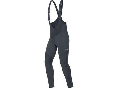 Gore Wear C3 Gore Windstopper Trägerhose+, black