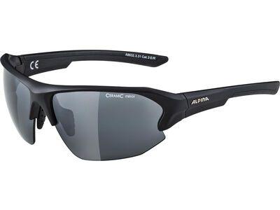 Alpina Lyron HR Mirror Black black matt 1