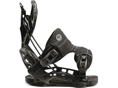 Flow NX2-GT 2021, black - Snowboardbindung