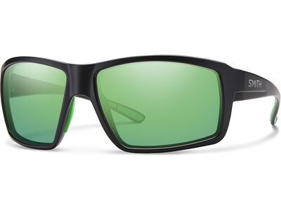 Smith Fireside Green Mirror matte black
