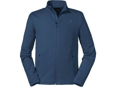 Schöffel Fleece Jacket Warth M, navy blazer - Fleecejacke