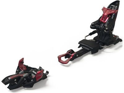 Marker Kingpin 13 100-125 mm, black/red - Skibindung