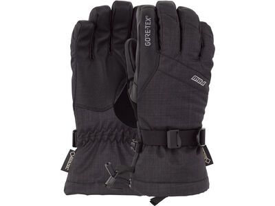 POW Gloves Warner Jr. Gore-Tex Glove, black - Snowboardhandschuhe