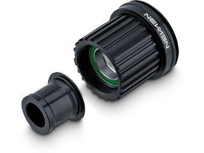 Newmen Freewheel MTB Shimano Micro Spline Gen2 black anodizing
