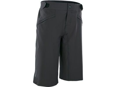 ION Bikeshorts Scrub AMP Wms, black - Radhose