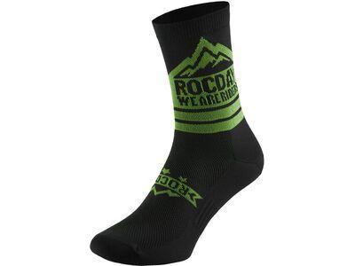 Rocday Trail Socks black/grey