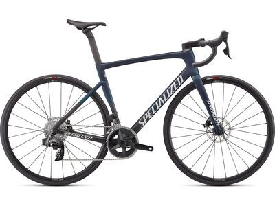 Specialized Tarmac SL7 Comp teal tint/black/light silver 2022