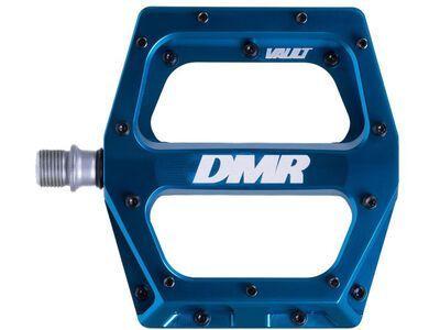 DMR Vault Flat Pedal super blue