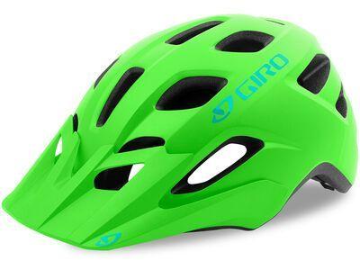 Giro Fixture MIPS, mat lime - Fahrradhelm