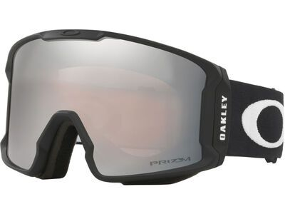 Oakley Line Miner XM Prizm, matte black/Lens: black - Skibrille