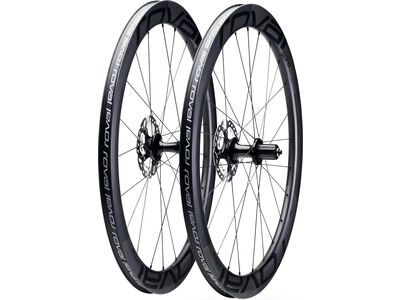 Specialized Roval CL 50 Disc Wheelset satin carbon/black