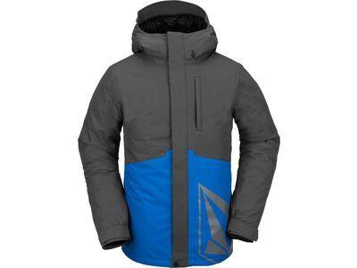 Volcom 17Forty Ins Jacket cyan blue