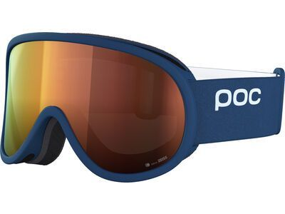 POC Retina Clarity Spektris Orange lead blue