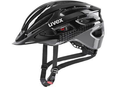 uvex true black-grey