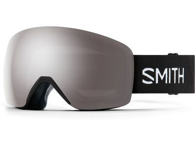 Smith Skyline, black/Lens: cp sun platinum mirror - Skibrille