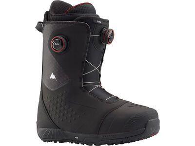 Burton Ion Boa 2020, black/red - Snowboardschuhe