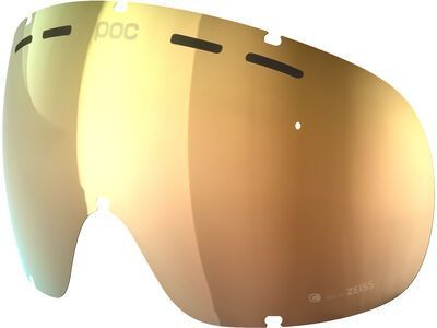 POC Fovea Mid Clarity Spare Lens, clarity spektris gold - Wechselscheibe