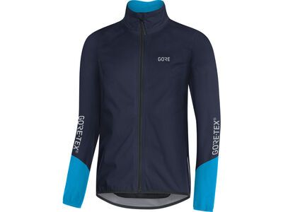 Gore Wear C5 Gore-Tex Active Jacke, orbit blue/cyan - Radjacke