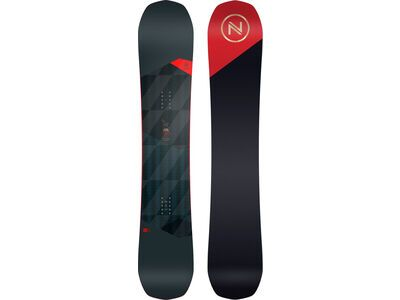 Nidecker Merc Wide 2021 - Snowboard