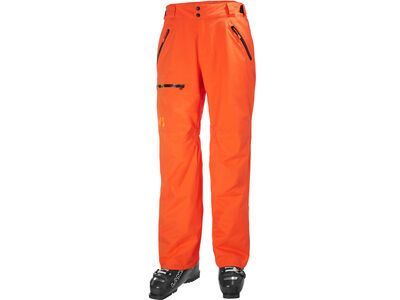 Helly Hansen Sogn Cargo Pant, bright orange - Skihose