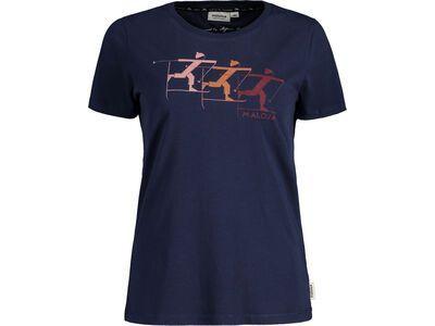Maloja DuksumM., night sky - T-Shirt